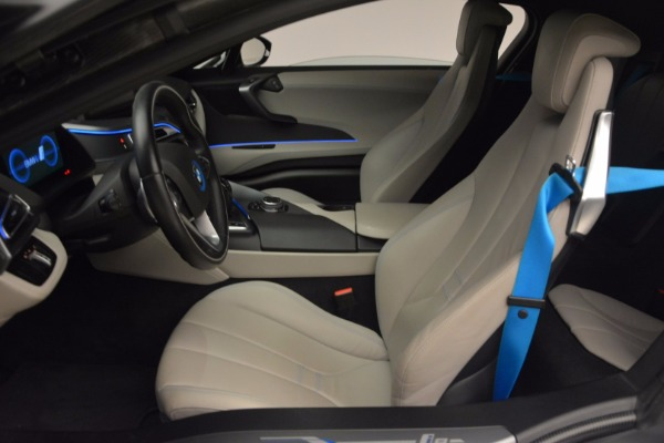 Used 2014 BMW i8 for sale Sold at Alfa Romeo of Greenwich in Greenwich CT 06830 18