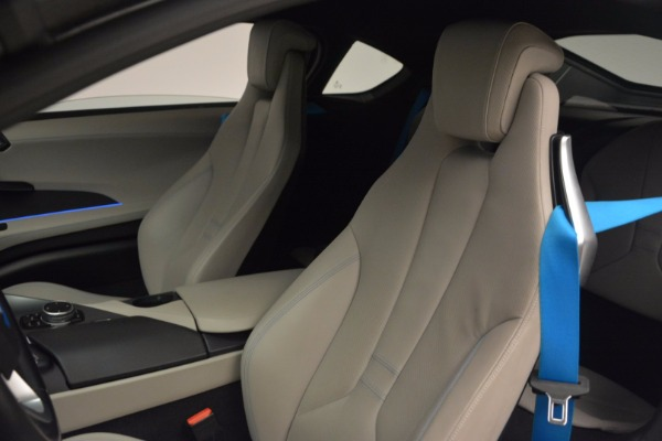 Used 2014 BMW i8 for sale Sold at Alfa Romeo of Greenwich in Greenwich CT 06830 19