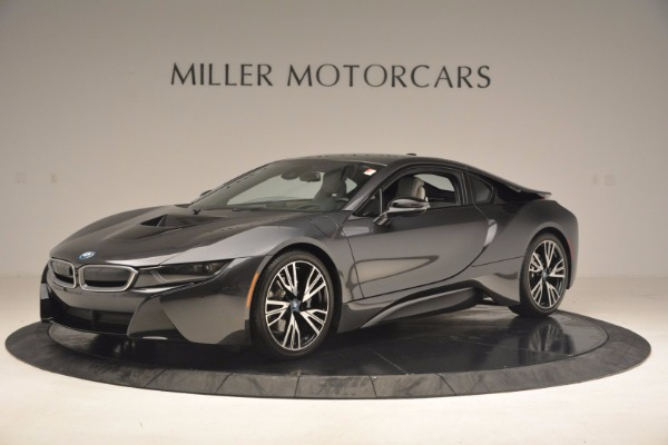 Used 2014 BMW i8 for sale Sold at Alfa Romeo of Greenwich in Greenwich CT 06830 2