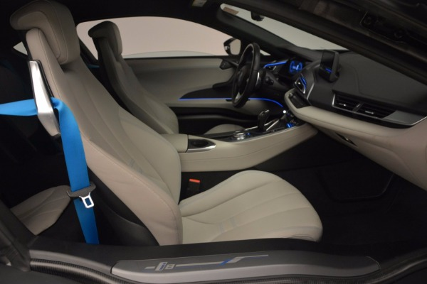 Used 2014 BMW i8 for sale Sold at Alfa Romeo of Greenwich in Greenwich CT 06830 21