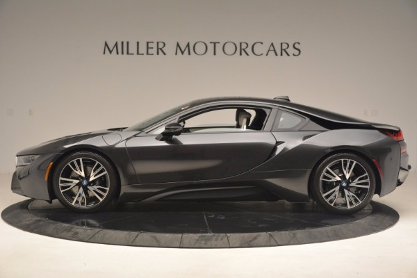 Used 2014 BMW i8 for sale Sold at Alfa Romeo of Greenwich in Greenwich CT 06830 3