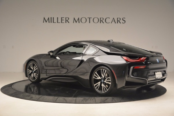 Used 2014 BMW i8 for sale Sold at Alfa Romeo of Greenwich in Greenwich CT 06830 4