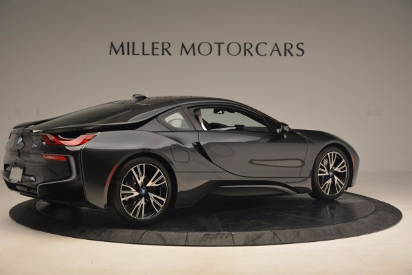 Used 2014 BMW i8 for sale Sold at Alfa Romeo of Greenwich in Greenwich CT 06830 8