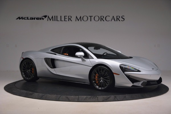 Used 2017 McLaren 570GT for sale Sold at Alfa Romeo of Greenwich in Greenwich CT 06830 10