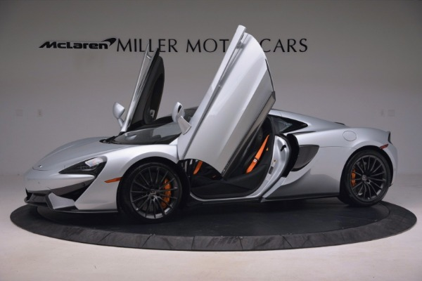 Used 2017 McLaren 570GT for sale Sold at Alfa Romeo of Greenwich in Greenwich CT 06830 14