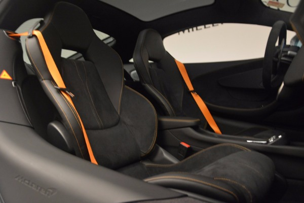 Used 2017 McLaren 570GT for sale Sold at Alfa Romeo of Greenwich in Greenwich CT 06830 20
