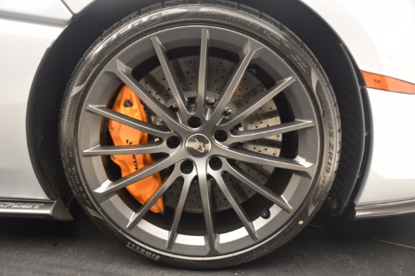 Used 2017 McLaren 570GT for sale Sold at Alfa Romeo of Greenwich in Greenwich CT 06830 22