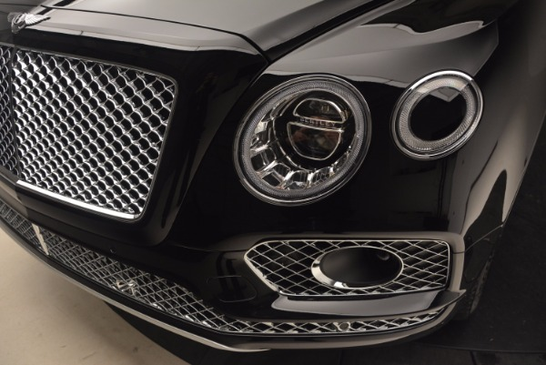 New 2018 Bentley Bentayga Activity Edition-Now with seating for 7!!! for sale Sold at Alfa Romeo of Greenwich in Greenwich CT 06830 14