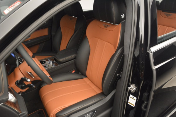 New 2018 Bentley Bentayga Activity Edition-Now with seating for 7!!! for sale Sold at Alfa Romeo of Greenwich in Greenwich CT 06830 22