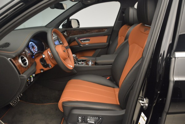 New 2018 Bentley Bentayga Activity Edition-Now with seating for 7!!! for sale Sold at Alfa Romeo of Greenwich in Greenwich CT 06830 23