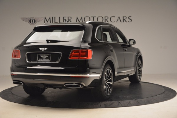 New 2018 Bentley Bentayga Activity Edition-Now with seating for 7!!! for sale Sold at Alfa Romeo of Greenwich in Greenwich CT 06830 7
