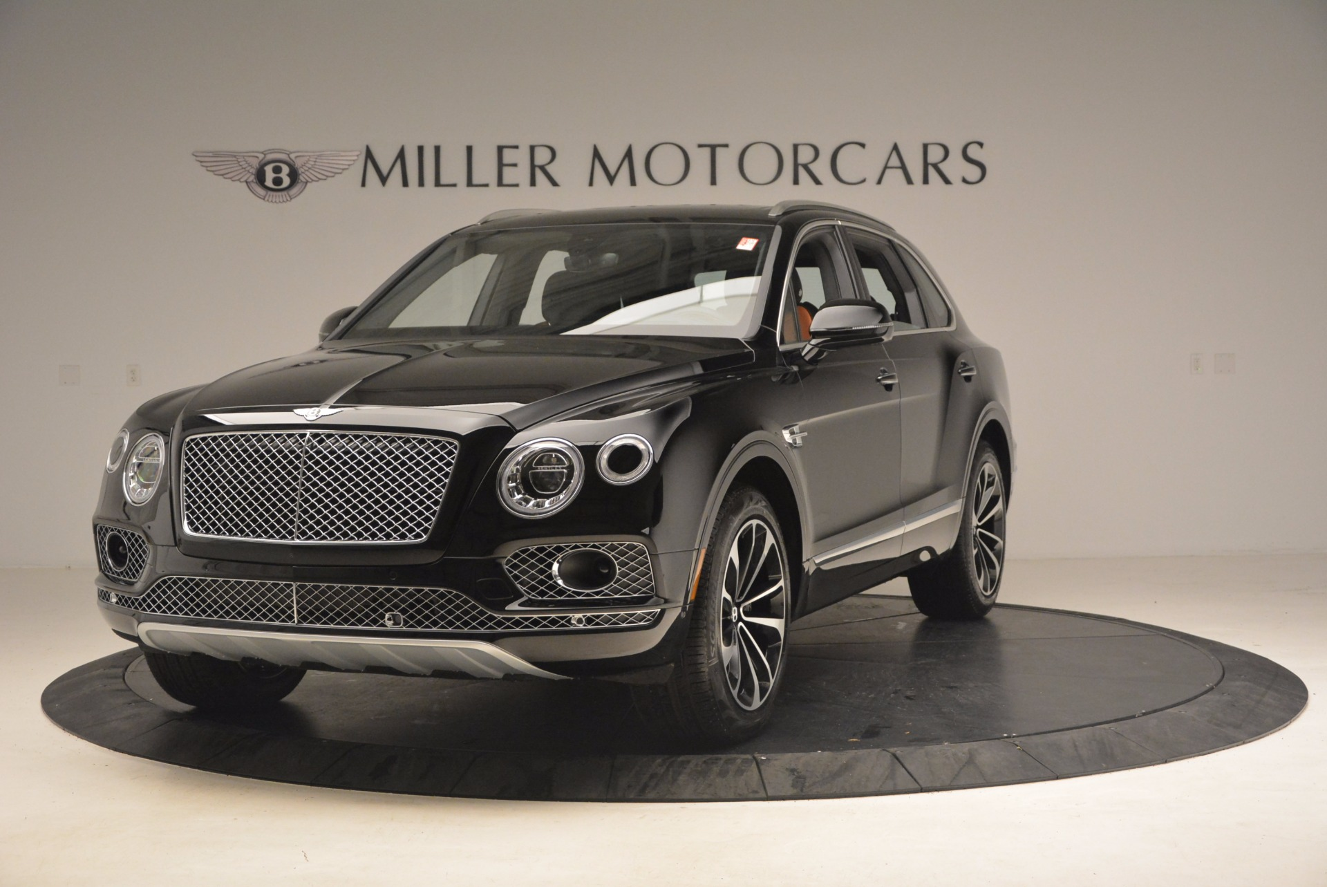 New 2018 Bentley Bentayga Activity Edition-Now with seating for 7!!! for sale Sold at Alfa Romeo of Greenwich in Greenwich CT 06830 1