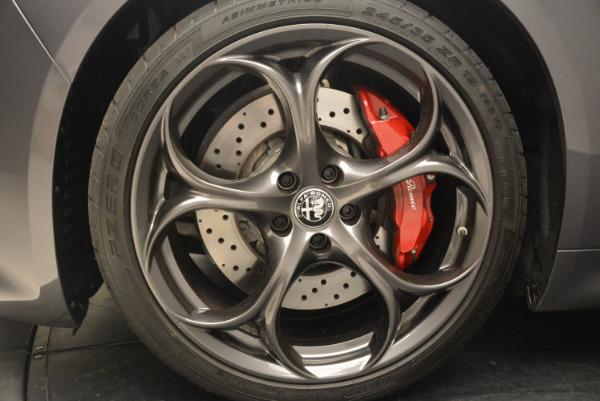 New 2017 Alfa Romeo Giulia Quadrifoglio for sale Sold at Alfa Romeo of Greenwich in Greenwich CT 06830 22