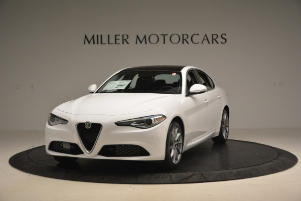 New 2017 Alfa Romeo Giulia Ti Q4 for sale Sold at Alfa Romeo of Greenwich in Greenwich CT 06830 1