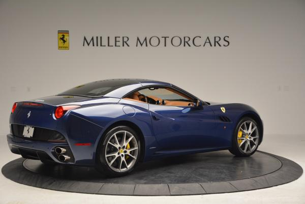 Used 2010 Ferrari California for sale Sold at Alfa Romeo of Greenwich in Greenwich CT 06830 20