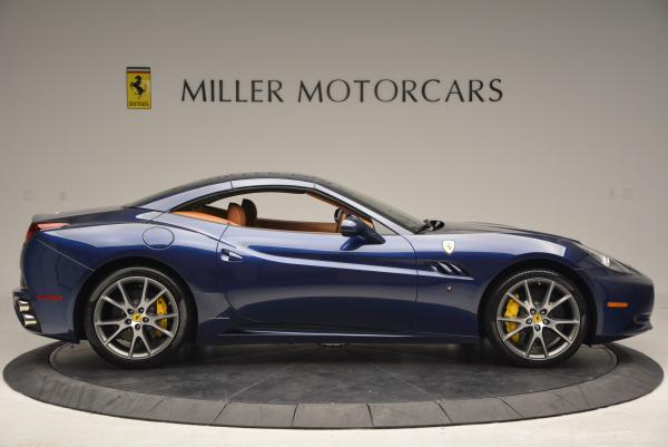 Used 2010 Ferrari California for sale Sold at Alfa Romeo of Greenwich in Greenwich CT 06830 21