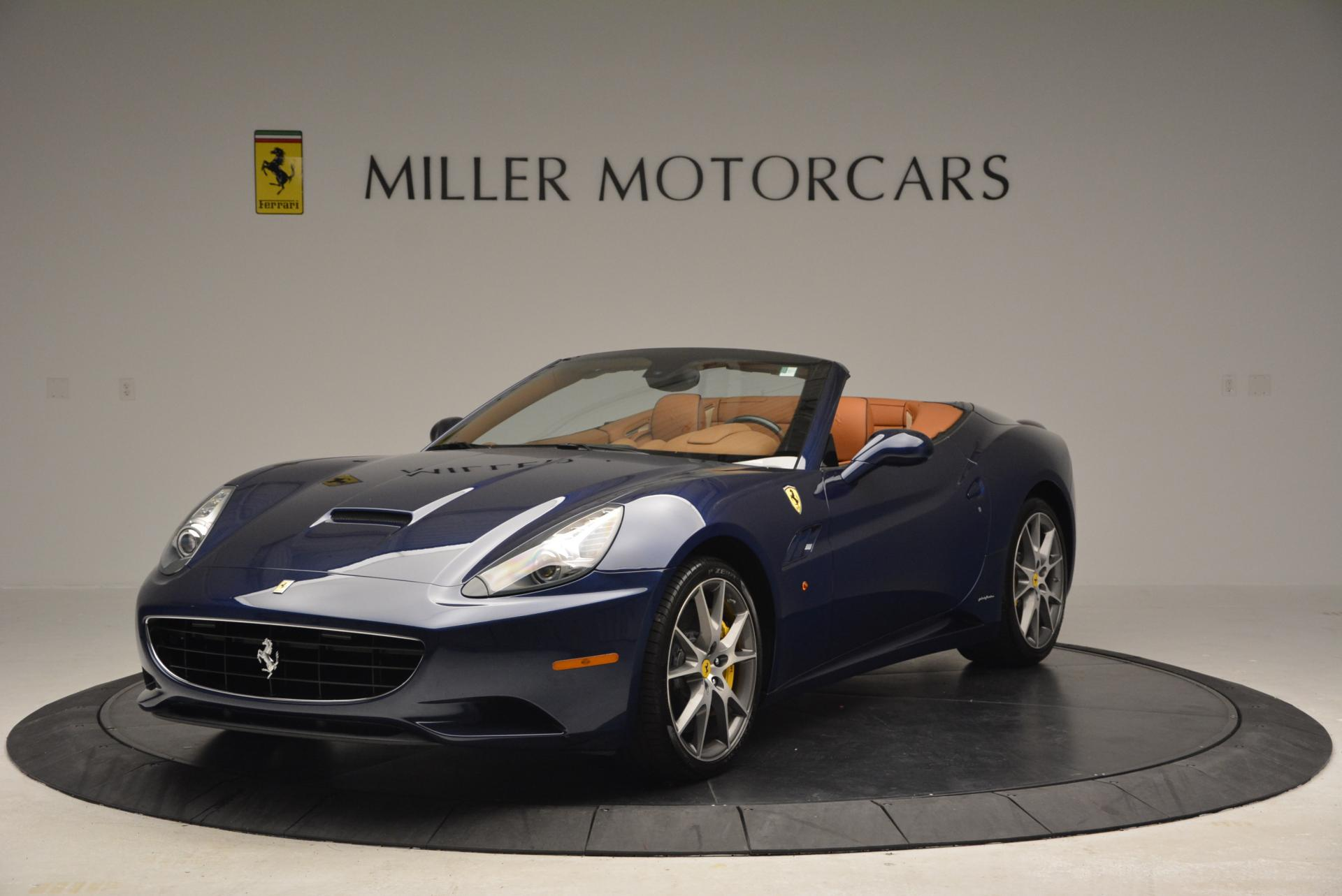 Used 2010 Ferrari California for sale Sold at Alfa Romeo of Greenwich in Greenwich CT 06830 1