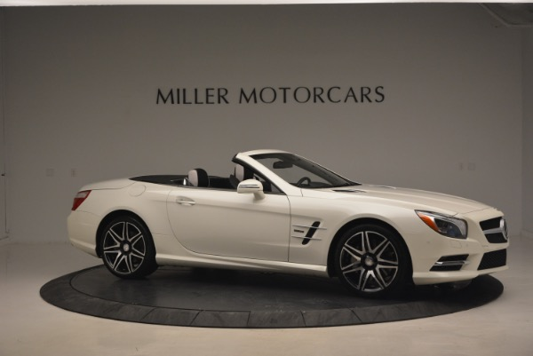 Used 2015 Mercedes Benz SL-Class SL 550 for sale Sold at Alfa Romeo of Greenwich in Greenwich CT 06830 11