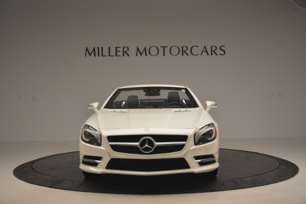 Used 2015 Mercedes Benz SL-Class SL 550 for sale Sold at Alfa Romeo of Greenwich in Greenwich CT 06830 13
