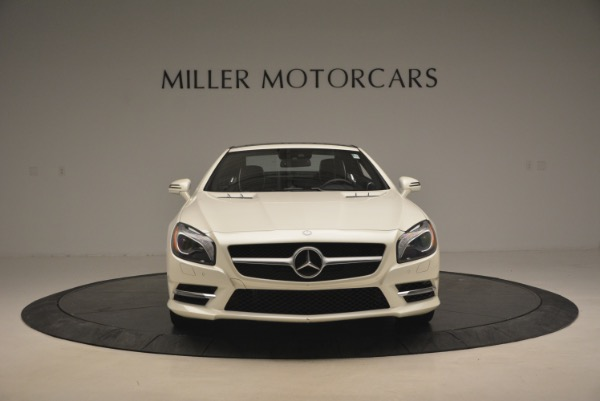 Used 2015 Mercedes Benz SL-Class SL 550 for sale Sold at Alfa Romeo of Greenwich in Greenwich CT 06830 14