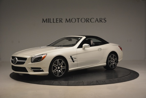 Used 2015 Mercedes Benz SL-Class SL 550 for sale Sold at Alfa Romeo of Greenwich in Greenwich CT 06830 16