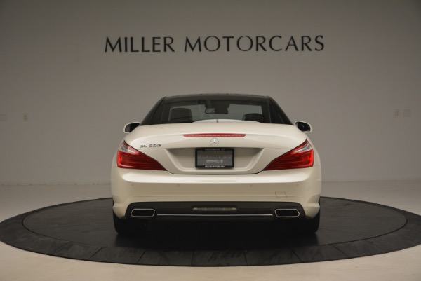 Used 2015 Mercedes Benz SL-Class SL 550 for sale Sold at Alfa Romeo of Greenwich in Greenwich CT 06830 20