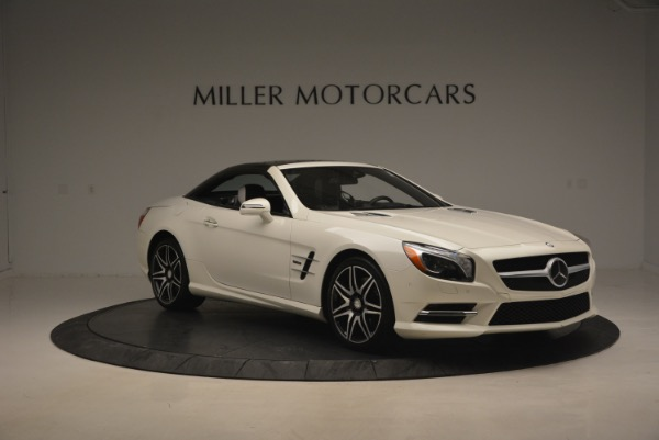 Used 2015 Mercedes Benz SL-Class SL 550 for sale Sold at Alfa Romeo of Greenwich in Greenwich CT 06830 25