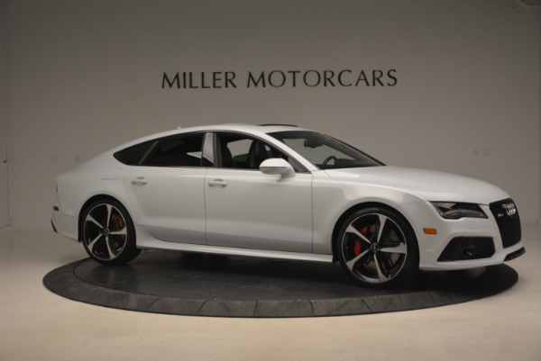 Used 2014 Audi RS 7 4.0T quattro Prestige for sale Sold at Alfa Romeo of Greenwich in Greenwich CT 06830 10