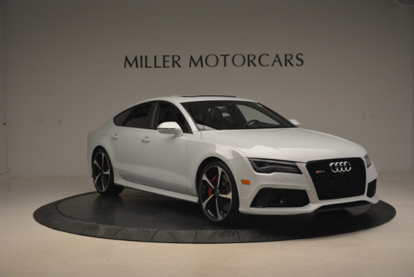 Used 2014 Audi RS 7 4.0T quattro Prestige for sale Sold at Alfa Romeo of Greenwich in Greenwich CT 06830 11
