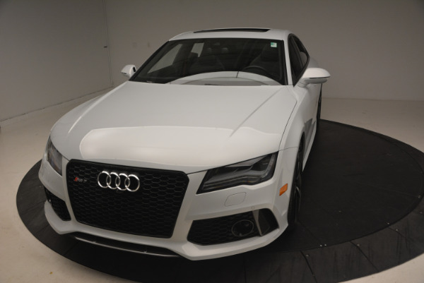 Used 2014 Audi RS 7 4.0T quattro Prestige for sale Sold at Alfa Romeo of Greenwich in Greenwich CT 06830 13