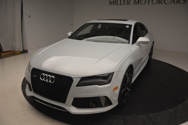 Used 2014 Audi RS 7 4.0T quattro Prestige for sale Sold at Alfa Romeo of Greenwich in Greenwich CT 06830 14
