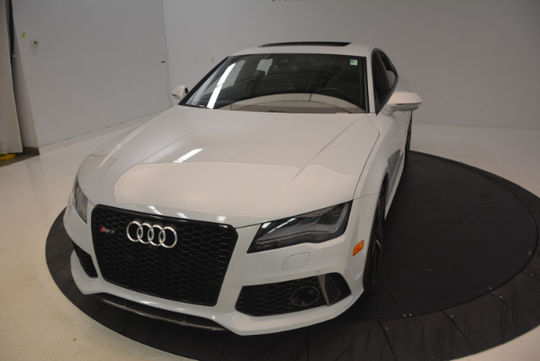 Used 2014 Audi RS 7 4.0T quattro Prestige for sale Sold at Alfa Romeo of Greenwich in Greenwich CT 06830 15