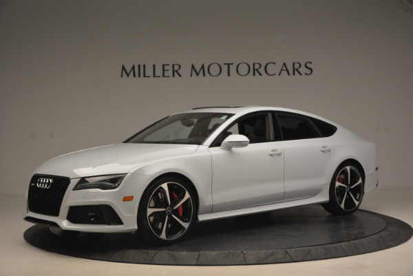 Used 2014 Audi RS 7 4.0T quattro Prestige for sale Sold at Alfa Romeo of Greenwich in Greenwich CT 06830 2