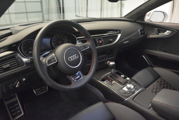 Used 2014 Audi RS 7 4.0T quattro Prestige for sale Sold at Alfa Romeo of Greenwich in Greenwich CT 06830 24