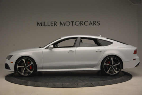 Used 2014 Audi RS 7 4.0T quattro Prestige for sale Sold at Alfa Romeo of Greenwich in Greenwich CT 06830 3