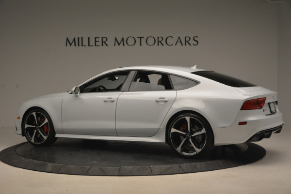 Used 2014 Audi RS 7 4.0T quattro Prestige for sale Sold at Alfa Romeo of Greenwich in Greenwich CT 06830 4