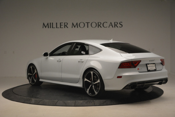 Used 2014 Audi RS 7 4.0T quattro Prestige for sale Sold at Alfa Romeo of Greenwich in Greenwich CT 06830 5
