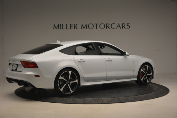Used 2014 Audi RS 7 4.0T quattro Prestige for sale Sold at Alfa Romeo of Greenwich in Greenwich CT 06830 8