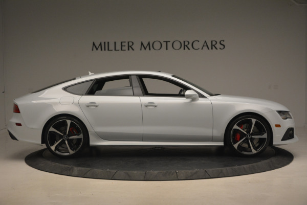 Used 2014 Audi RS 7 4.0T quattro Prestige for sale Sold at Alfa Romeo of Greenwich in Greenwich CT 06830 9