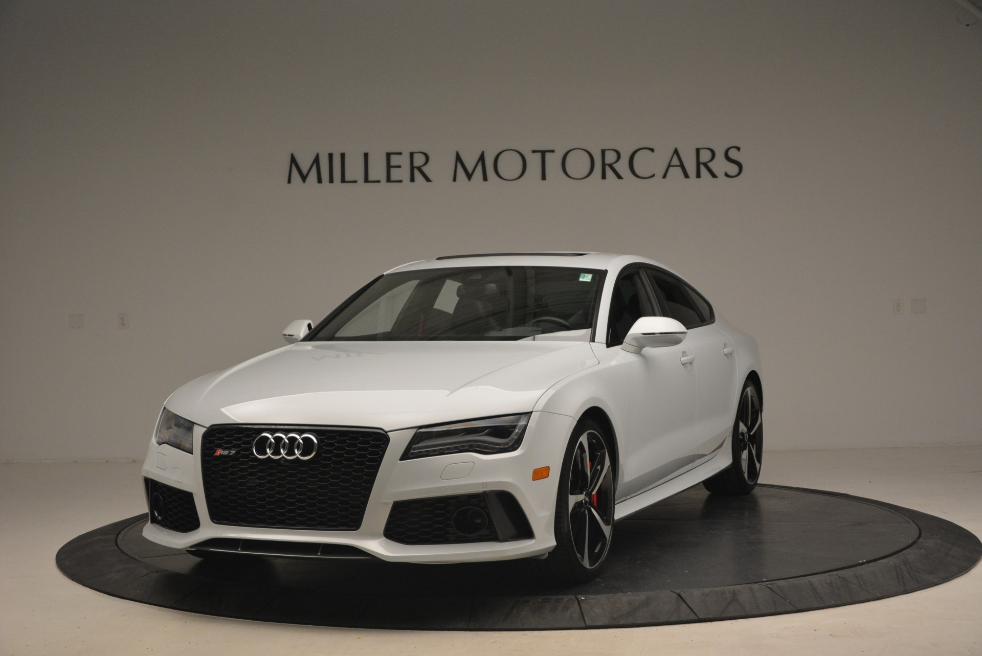 Used 2014 Audi RS 7 4.0T quattro Prestige for sale Sold at Alfa Romeo of Greenwich in Greenwich CT 06830 1