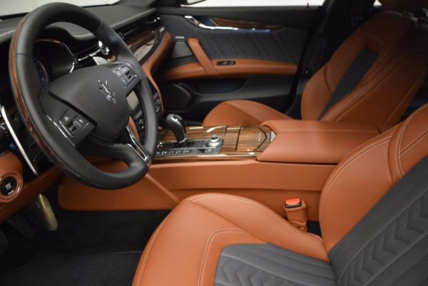 New 2017 Maserati Quattroporte S Q4 GranLusso for sale Sold at Alfa Romeo of Greenwich in Greenwich CT 06830 14