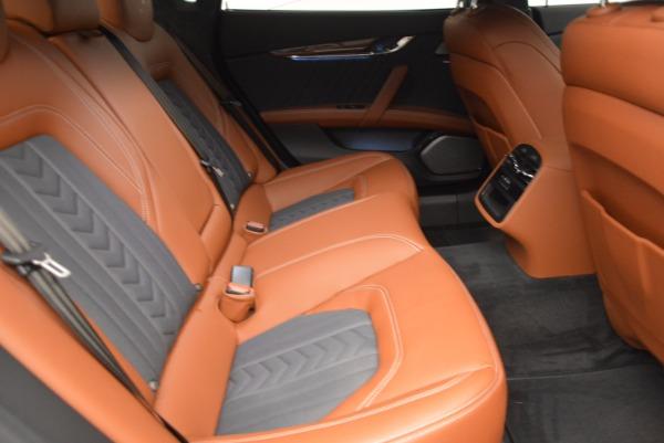 New 2017 Maserati Quattroporte S Q4 GranLusso for sale Sold at Alfa Romeo of Greenwich in Greenwich CT 06830 25