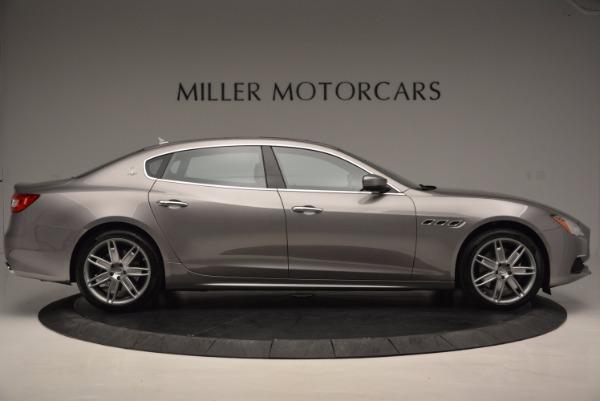 New 2017 Maserati Quattroporte S Q4 GranLusso for sale Sold at Alfa Romeo of Greenwich in Greenwich CT 06830 9