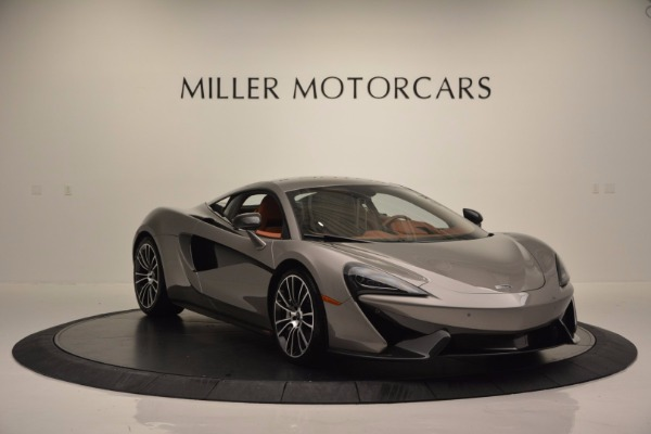 Used 2016 McLaren 570S for sale Sold at Alfa Romeo of Greenwich in Greenwich CT 06830 11