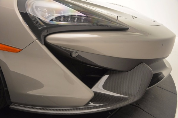 Used 2016 McLaren 570S for sale Sold at Alfa Romeo of Greenwich in Greenwich CT 06830 24
