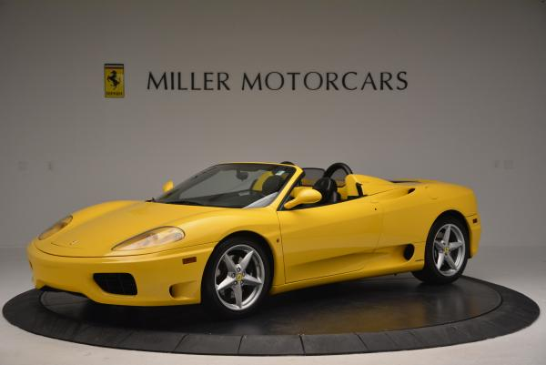 Used 2003 Ferrari 360 Spider 6-Speed Manual for sale Sold at Alfa Romeo of Greenwich in Greenwich CT 06830 2