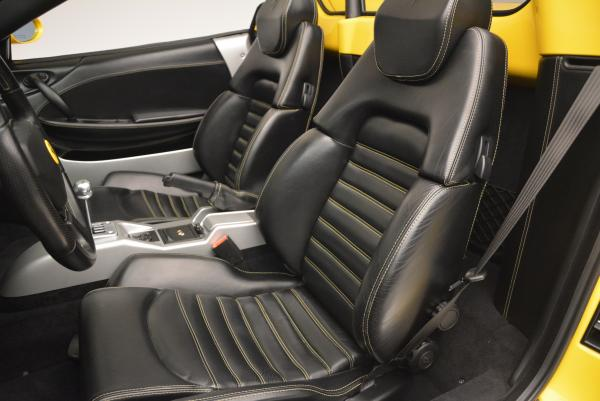 Used 2003 Ferrari 360 Spider 6-Speed Manual for sale Sold at Alfa Romeo of Greenwich in Greenwich CT 06830 27