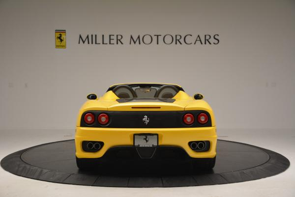 Used 2003 Ferrari 360 Spider 6-Speed Manual for sale Sold at Alfa Romeo of Greenwich in Greenwich CT 06830 6