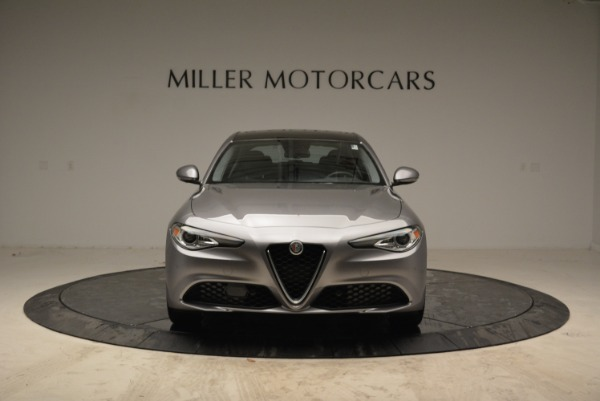 New 2017 Alfa Romeo Giulia Ti Lusso Q4 for sale Sold at Alfa Romeo of Greenwich in Greenwich CT 06830 12