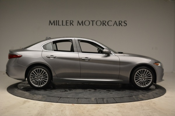 New 2017 Alfa Romeo Giulia Ti Lusso Q4 for sale Sold at Alfa Romeo of Greenwich in Greenwich CT 06830 9